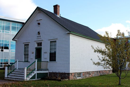 Little White Schoolhouse Museum, Truro NS