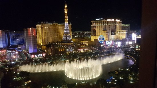 Window View - Bellagio Las Vegas Photo