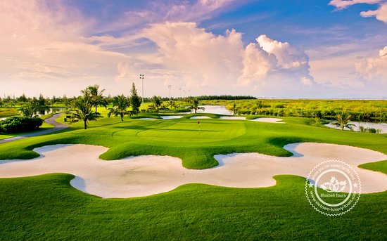 BRG Kings island golf resort - best golf courses in hanoi