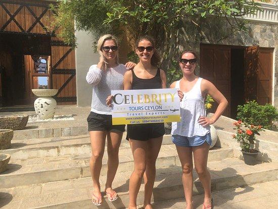 Celebrity Tours  Ceylon