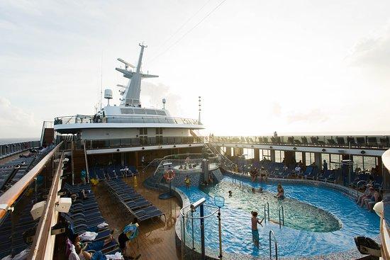 Carnival Pride: The Apollo Pool on Carnival Pride