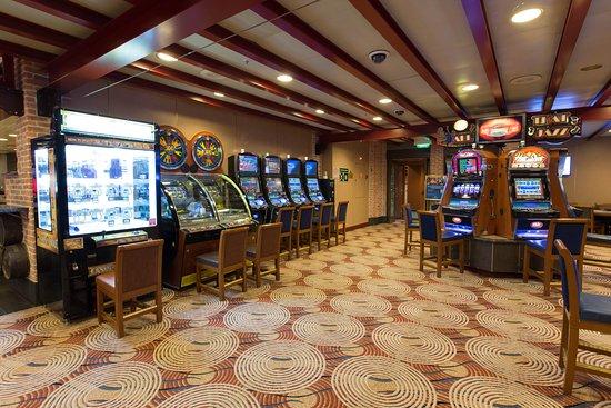 Gatsby's Casino Bar on Crown Princess