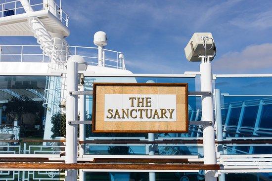 The Sanctuary on Crown Princess