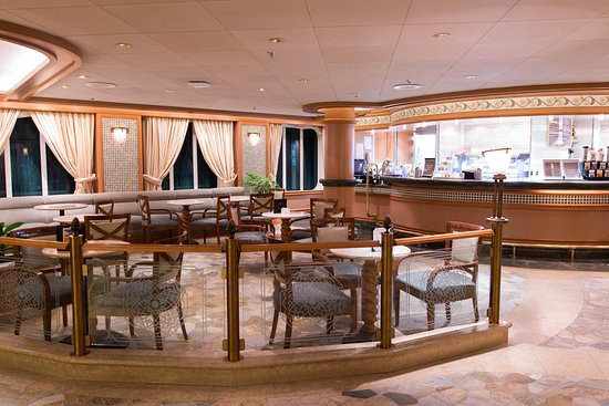 International Cafe on Crown Princess