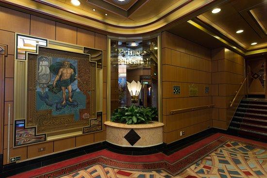 Princess Theater on Crown Princess