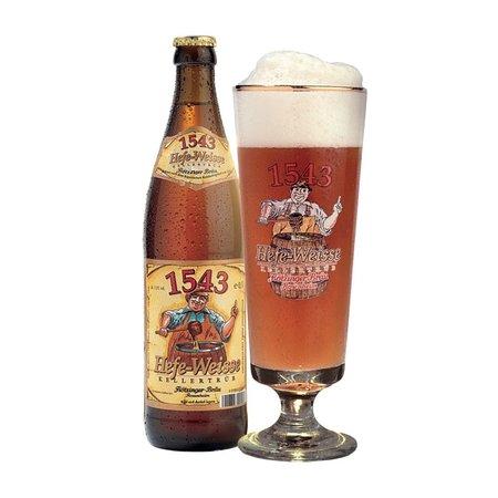 La Busa De Bacco: Piacere della birra tradizionale: questo è il lievito bianco 1543 di Flötzinger. Il numero dell'anno di fondazione del birrificio Flötzinger è venerabile e venerabile è la birra con lo stesso nome. La specialità di birra di frumento, forte e ambrata, prodotta secondo l'antica ricetta con la miscela di malto tradizionale, è una delicatissima specialità di Rosenheimer che non è seconda a nessuno. Alc. 5,5% vol., Mosto originale 12,5%