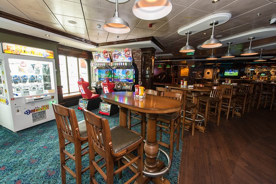 O'Sheehan's Neighborhood Bar & Grill on Norwegian Escape