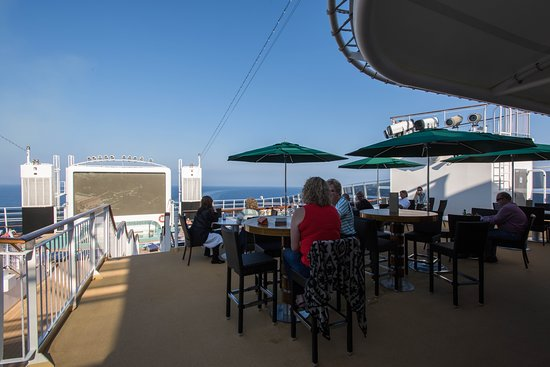 Spice H2O on Norwegian Epic