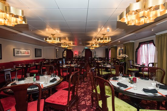 Shanghai's Chinese Restaurant and Noodle Bar on Norwegian Epic