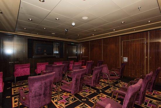 Biscayne B Meeting Room on Norwegian Epic