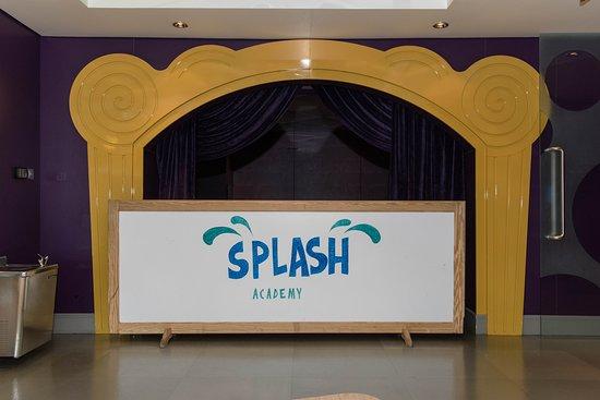 Splash Academy Kids Club on Norwegian Epic