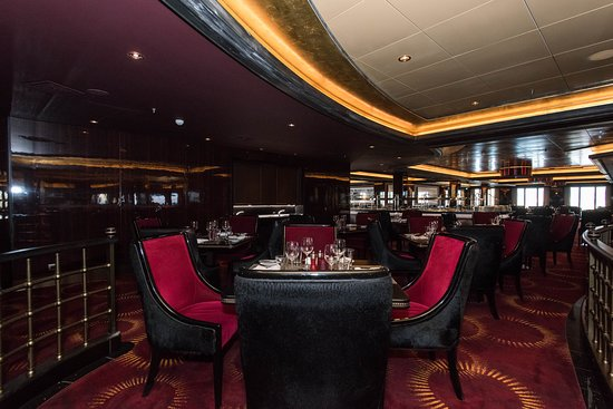 Moderno Churrascaria and Cagney's Steakhouse on Norwegian Epic