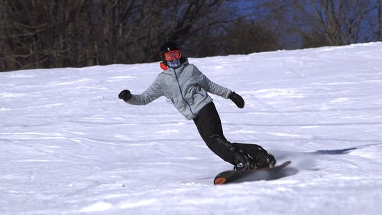 Ski Quechee is open for skiers and snowboarders.