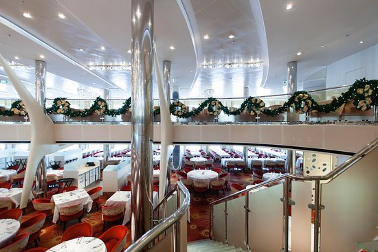 Celebrity Silhouette: Grand Cuvee Dining Room on Celebrity Silhouette