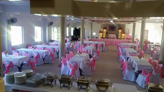 Visayas, Philippines: Conference and wedding venue