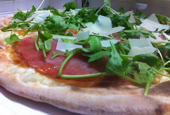 Pizzeria Del Corso: Pizza Primavera