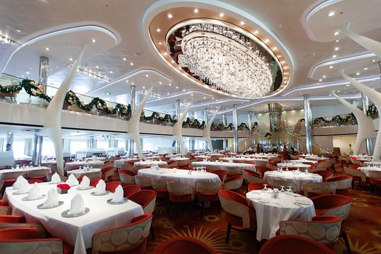Grand Cuvee Dining Room on Celebrity Silhouette