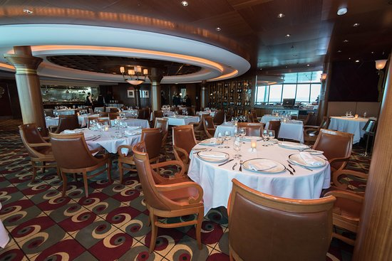 Chops Grille on Serenade of the Seas
