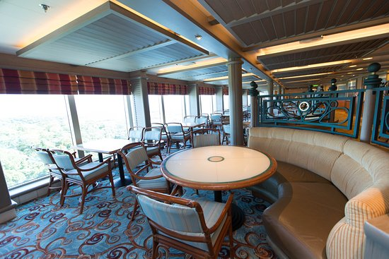 Cafe Caribe on Caribbean Princess