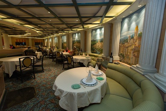 Sabatini's on Caribbean Princess