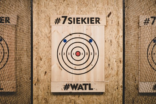 7siekier - Axe Throwing Club