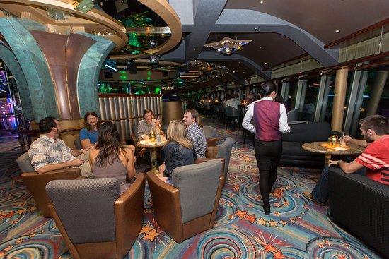 Skywalkers Nightclub on Caribbean Princess