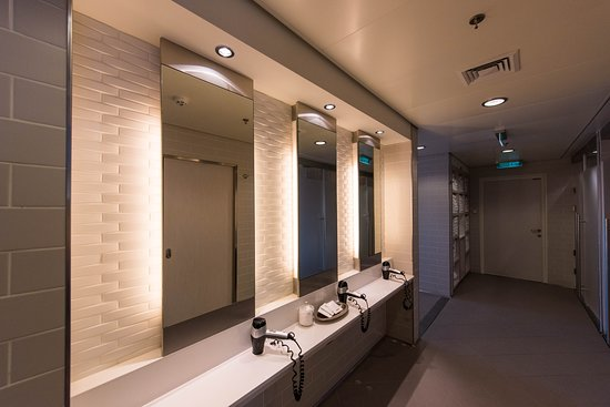 Locker Room On Norwegian Breakaway Picture Of Norwegian Breakaway World Tripadvisor