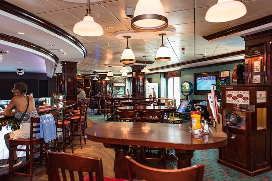 O'Sheehan's Neighborhood Bar & Grill on Norwegian Breakaway