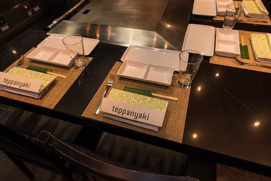 Norwegian Breakaway: Teppanyaki on Norwegian Breakaway