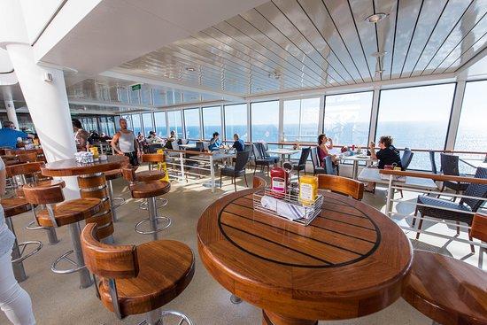 Garden Cafe on Norwegian Breakaway