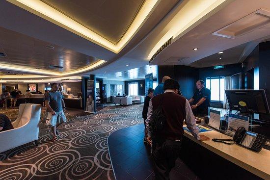 Cruise Consultant on Norwegian Breakaway
