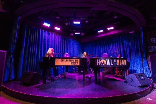 Dueling Pianos on Norwegian Breakaway