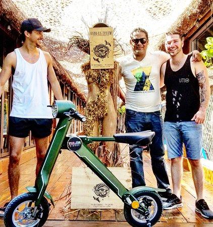 Tulum E-bikes
