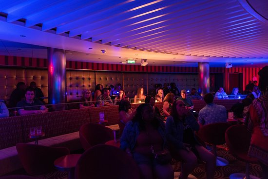 Limelight Lounge on Carnival Horizon