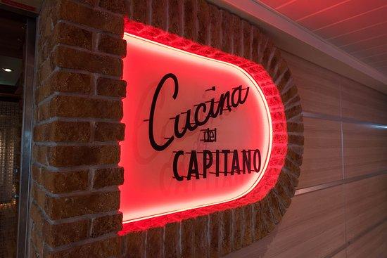 Cucina del Capitano on Carnival Horizon