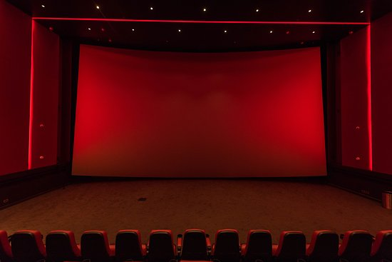 IMAX Theater on Carnival Horizon