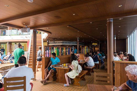 BlueIguana Cantina on Carnival Horizon
