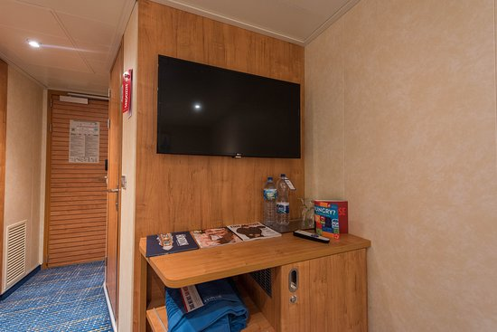 The Interior Cabin on Carnival Horizon