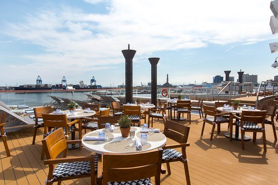 Aquavit Terrace on Viking Orion