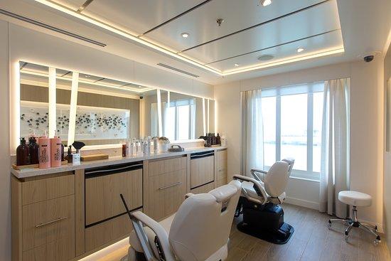 Beauty Salon on Viking Orion