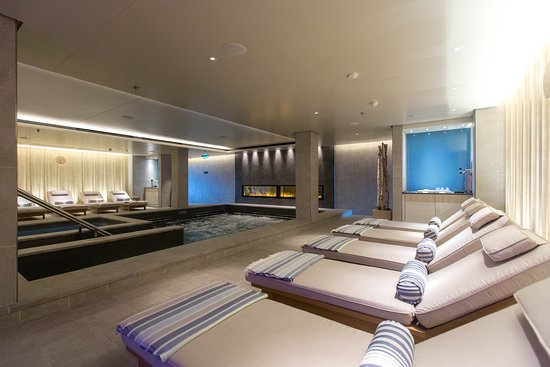 Spa Thermal Suite on Viking Orion