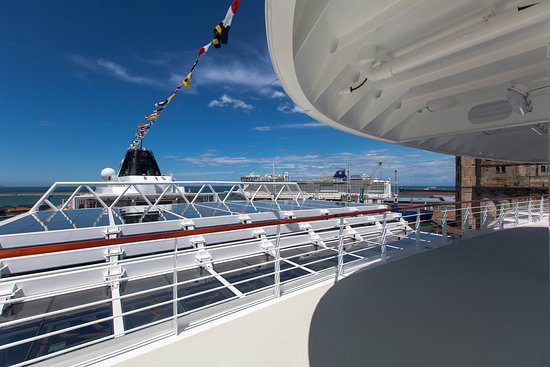 Sports Deck on Viking Orion