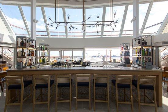 Aquavit Bar on Viking Orion