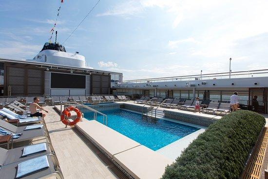 Main Pool on Viking Orion