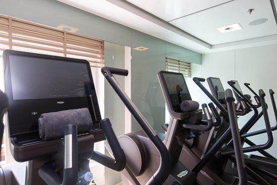 Fitness Center on Viking Orion