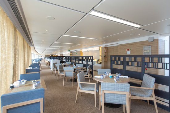 World Cafe on Viking Orion
