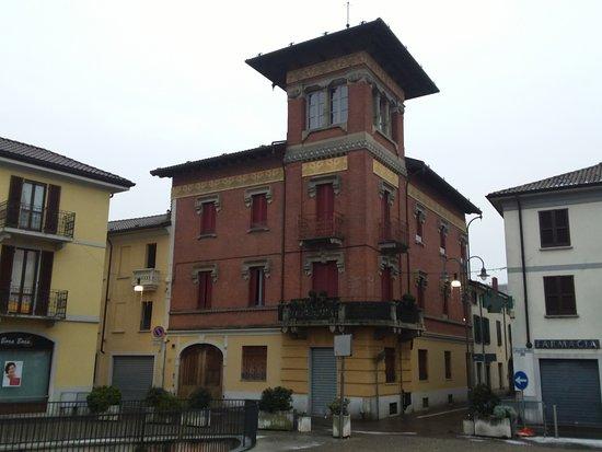 Case a Galliate