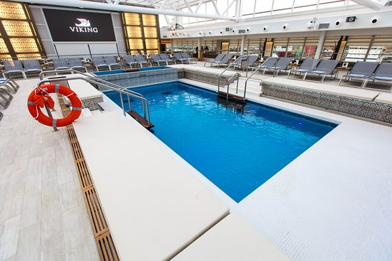 Main Pool on Viking Orion