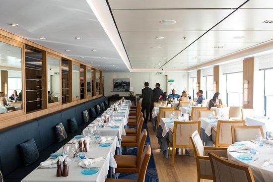 The Restaurant on Viking Orion