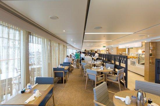 World Cafe on Viking Orion